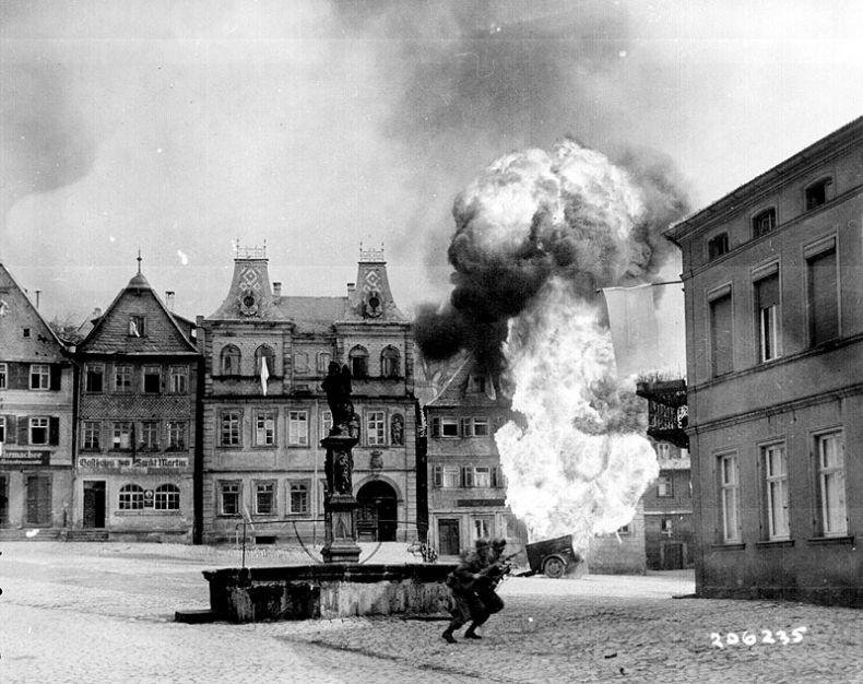 Фотографии второй мировой войны 104