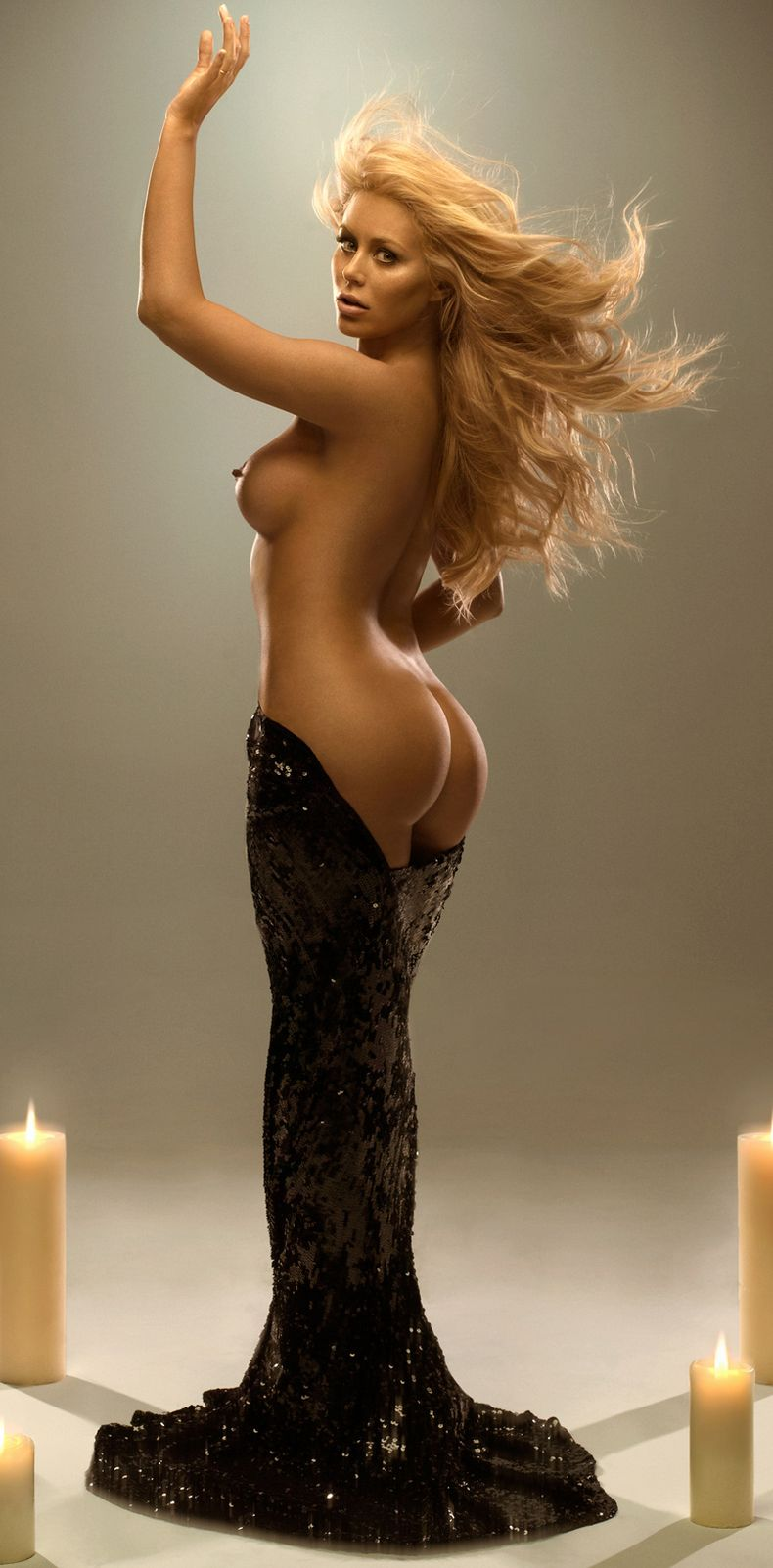 Aubrey o day leaked nude, light sperm uv
