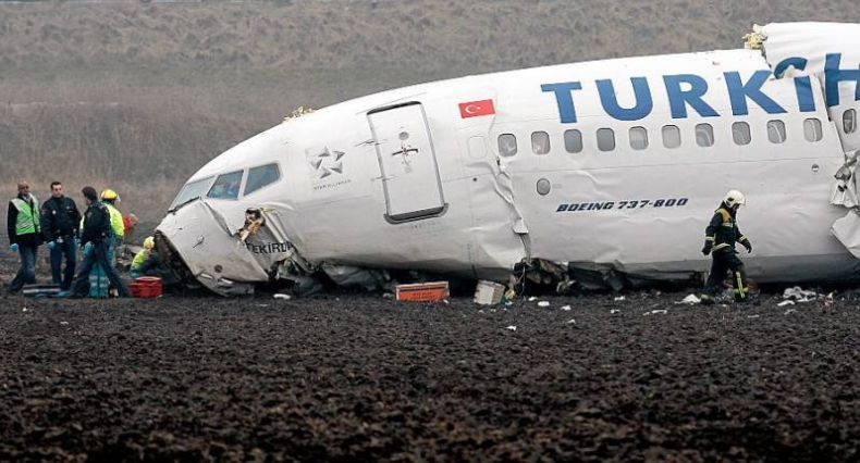 Вчерашнее крушение самолета (17 фото + видео)