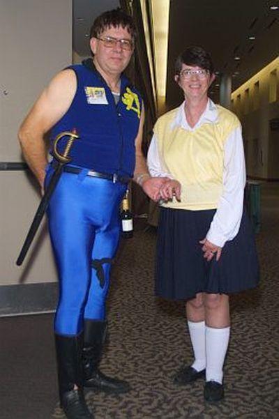 Самые дурацкие костюмы для косплэя (46 фото)