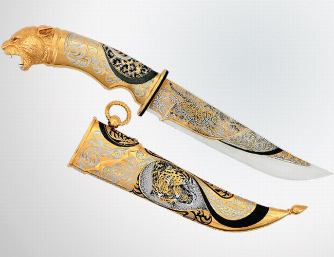 картинки ножи красивые