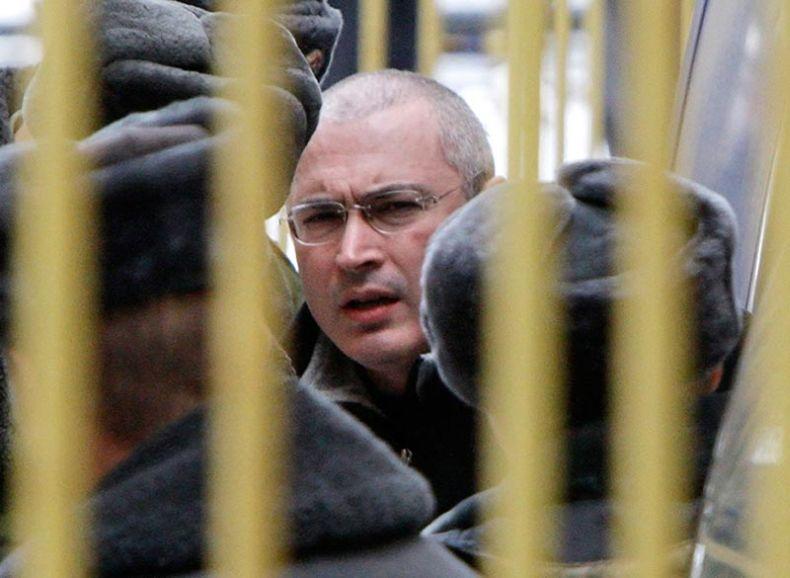 Hodorkovszkij pert nyert
