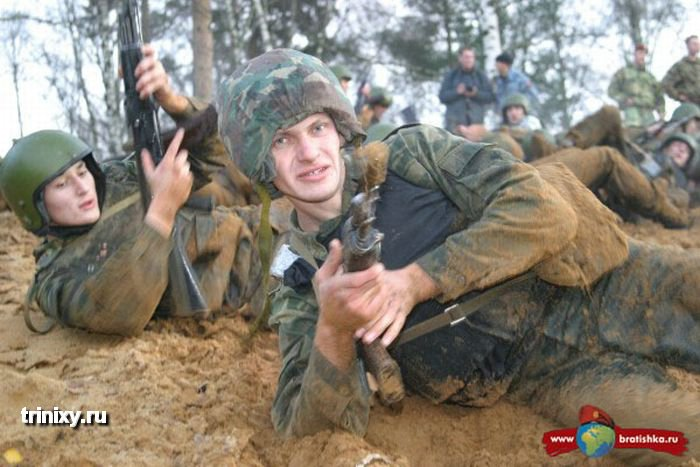 Русский спецназ (57 фото)