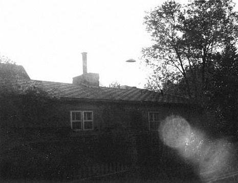 Фотографии НЛО (154 фото)