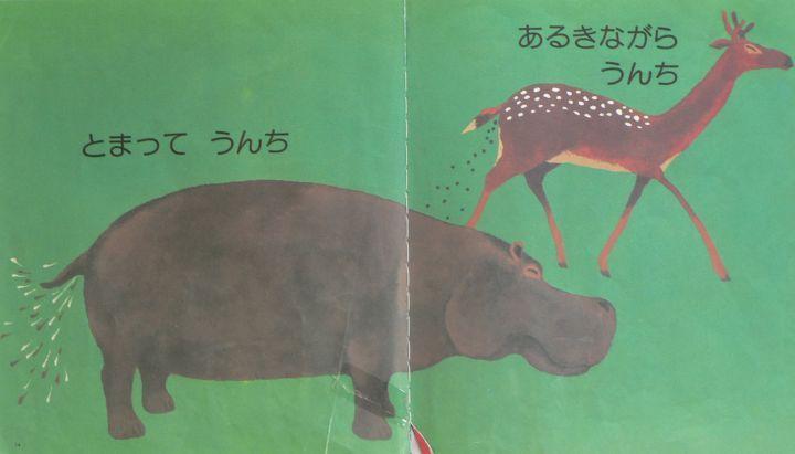 Очередная книжка о какашках (14 картинок)