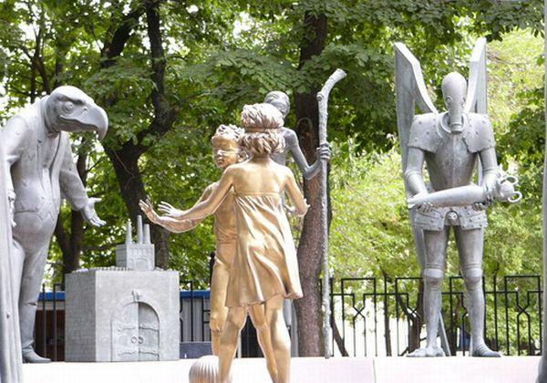 Дети - жертвы пороков взрослых (25 фото)