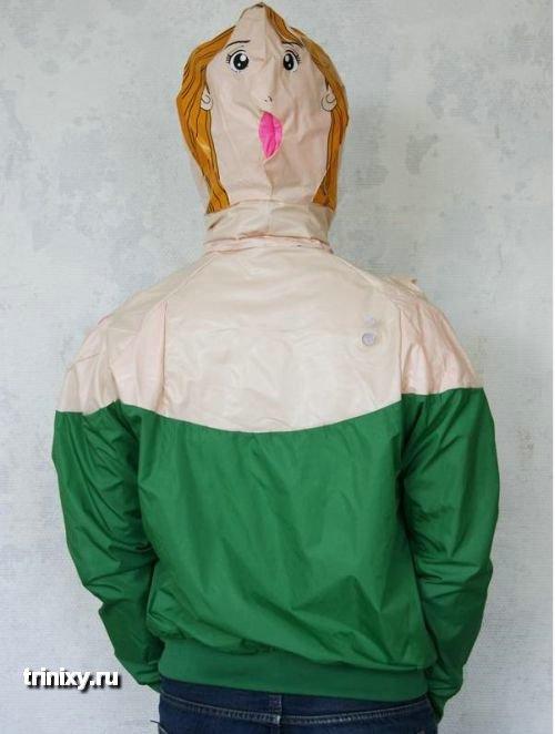 Необычные куртки (23 фото)
