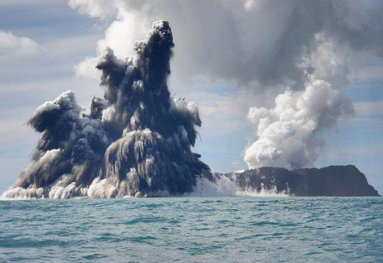 Извержения вулканов 11 фото видео