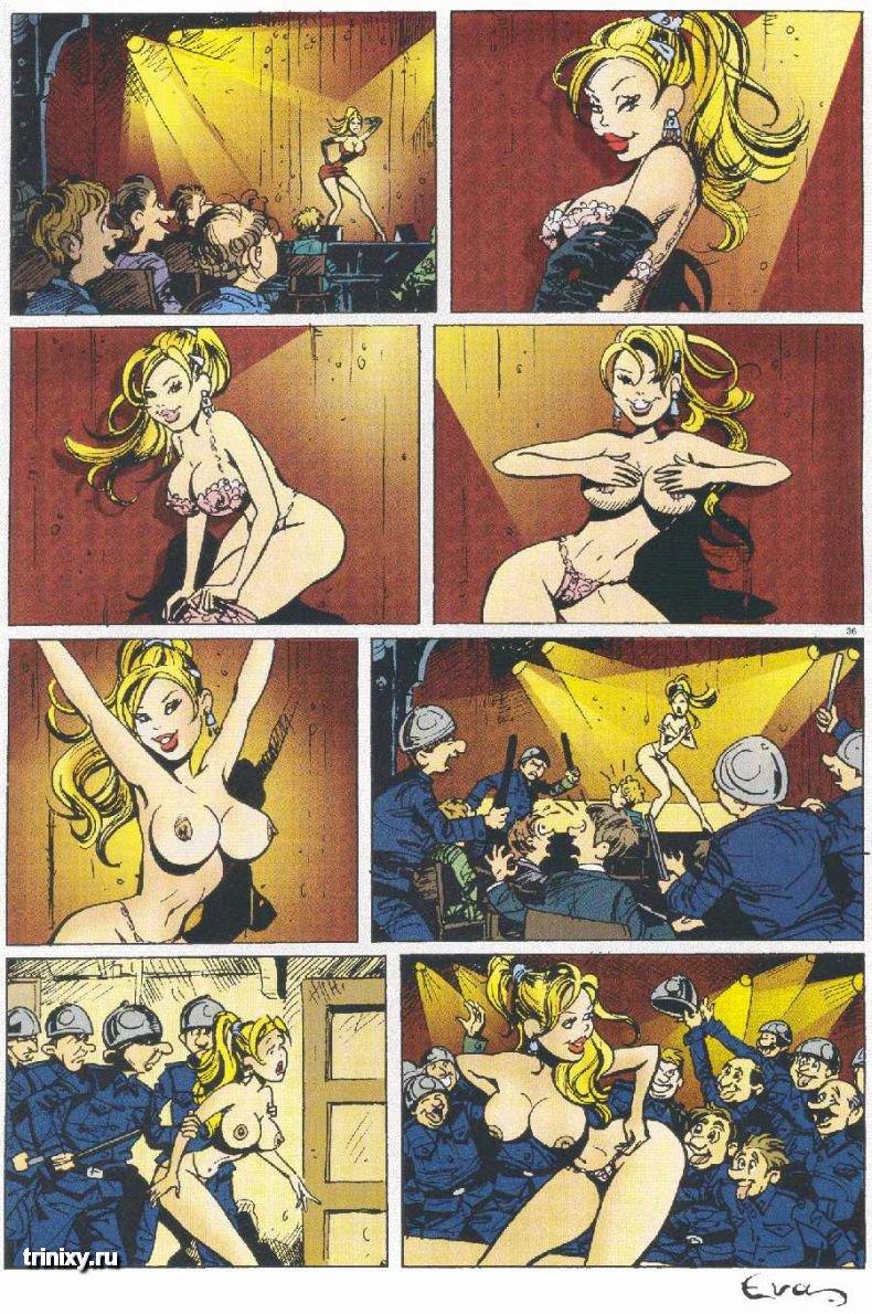 Эро фото комиксы 8 фотография