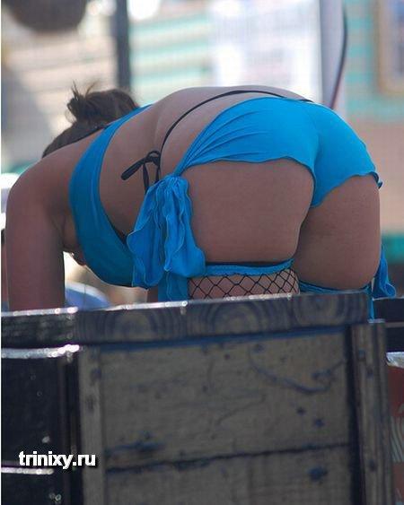 девочка купальник