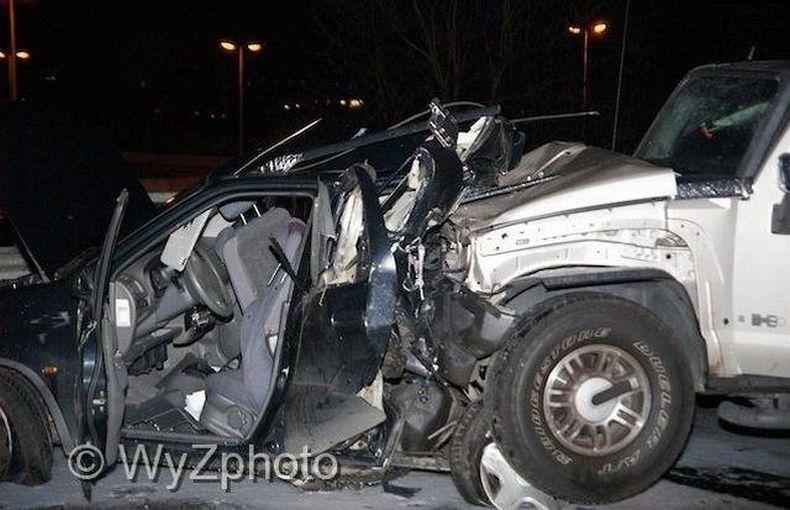 Hummer vs Suzuki (7 фото)