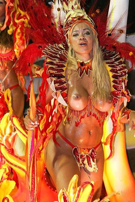 бразильский карнавал фото ню