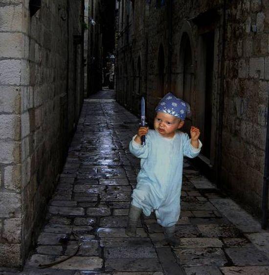 Дети без присмотра (38 фото)