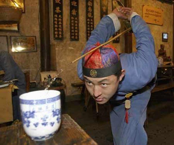 Что такое налить чай по-китайски (5 фото)