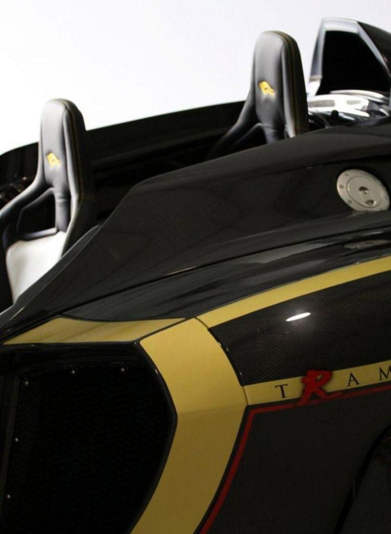 Tramontana - забавный автомобиль (25 фото)