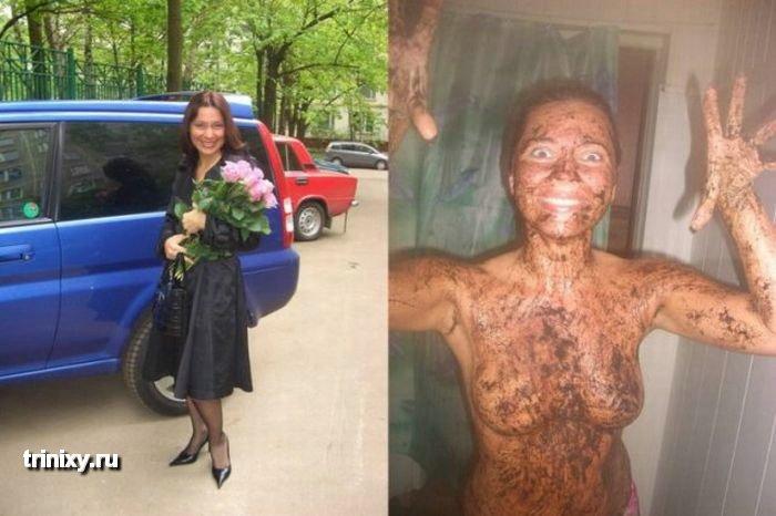 Девушки на людях и дома. Одноклассники.ру (15 фото) НЮ