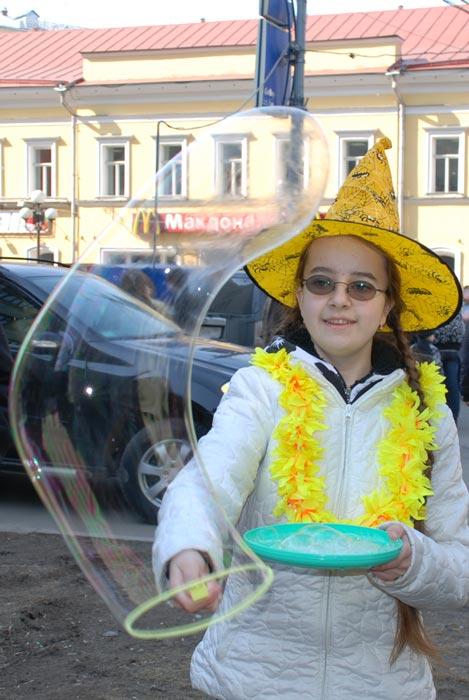Позитив. Дримфлэш-2009 на Арбате (34 фото)