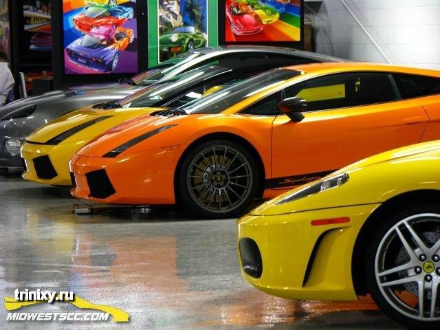 Коллекция автомобилей султана Мичигана (86 фото)
