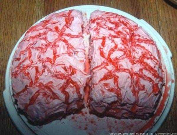 Стремные торты (28 фото)