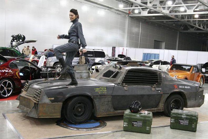 Что можно сделать из Chevrolet Camaro (26 фото)