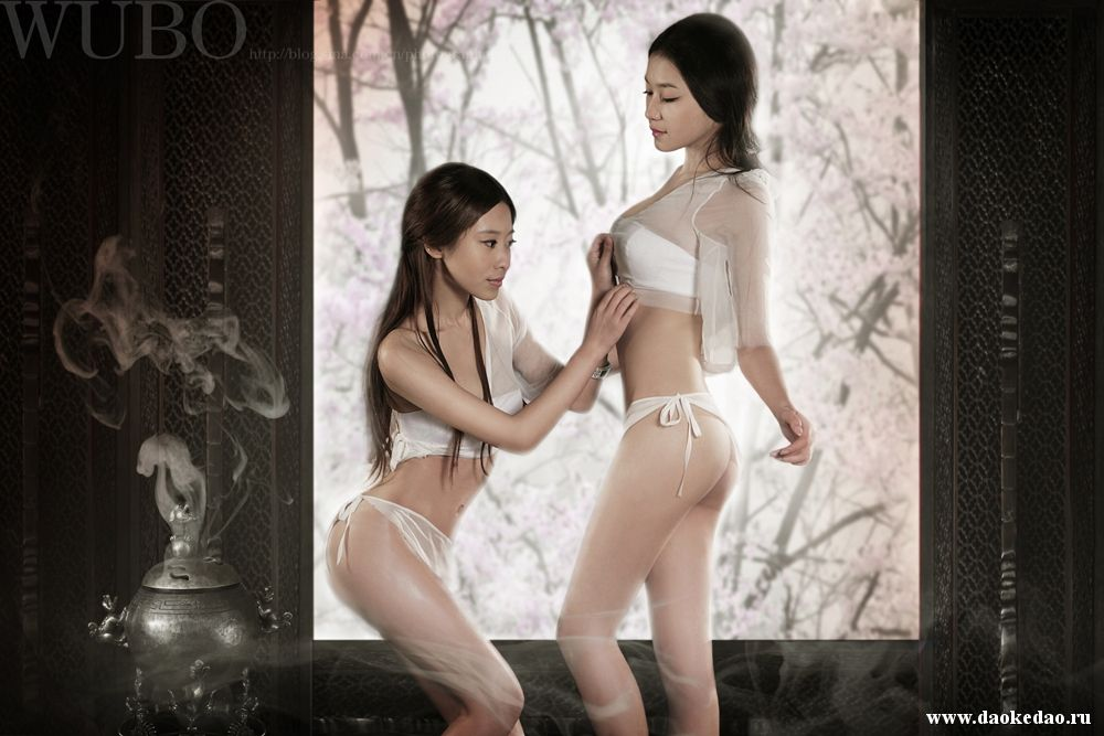 Современное китайское искусство (22 фото)