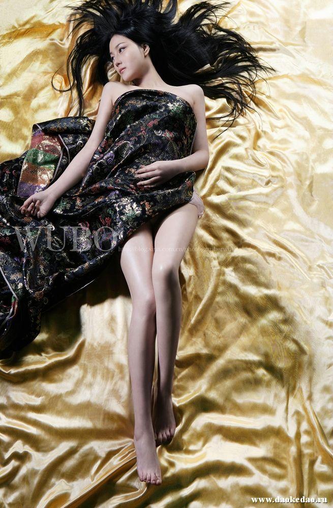Особенности современного китайского искусства (22 фото) .