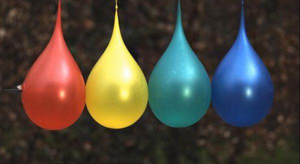 Дротик и шарики с водой (15 фото)