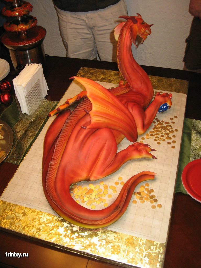 Классный дракончик (17 фото)