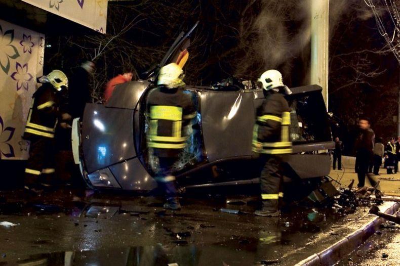 В Москве разбили очередное Lamborghini - Пост 35339 - Фото 2