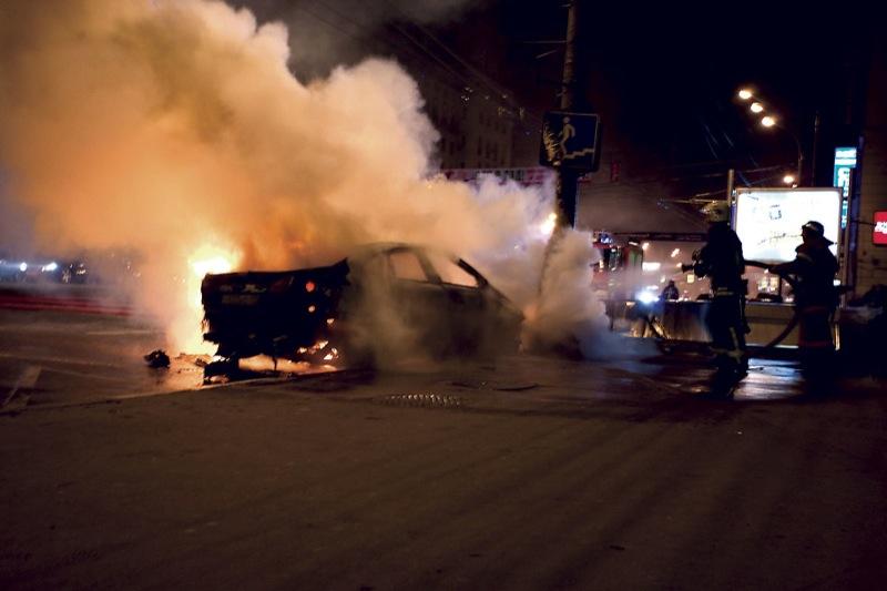 В Москве разбили очередное Lamborghini - Пост 35339 - Фото 5