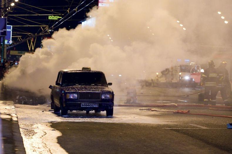 В Москве разбили очередное Lamborghini - Пост 35339 - Фото 6