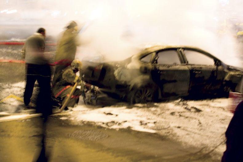 В Москве разбили очередное Lamborghini - Пост 35339 - Фото 7