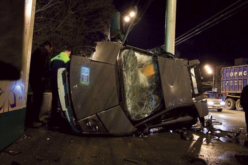 В Москве разбили очередное Lamborghini - Пост 35339 - Фото 8