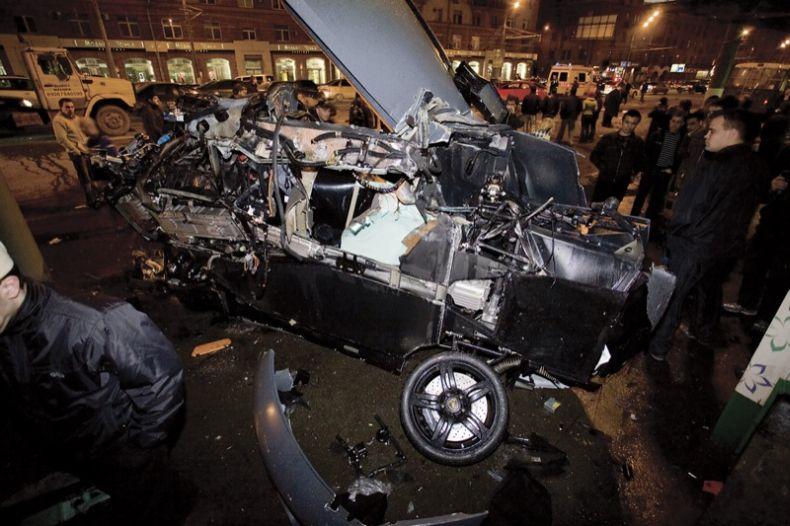 В Москве разбили очередное Lamborghini - Пост 35339 - Фото 9