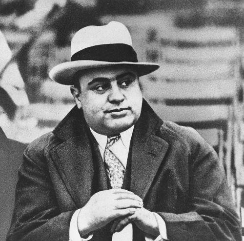 Камеры Аль Капоне (2 фото)