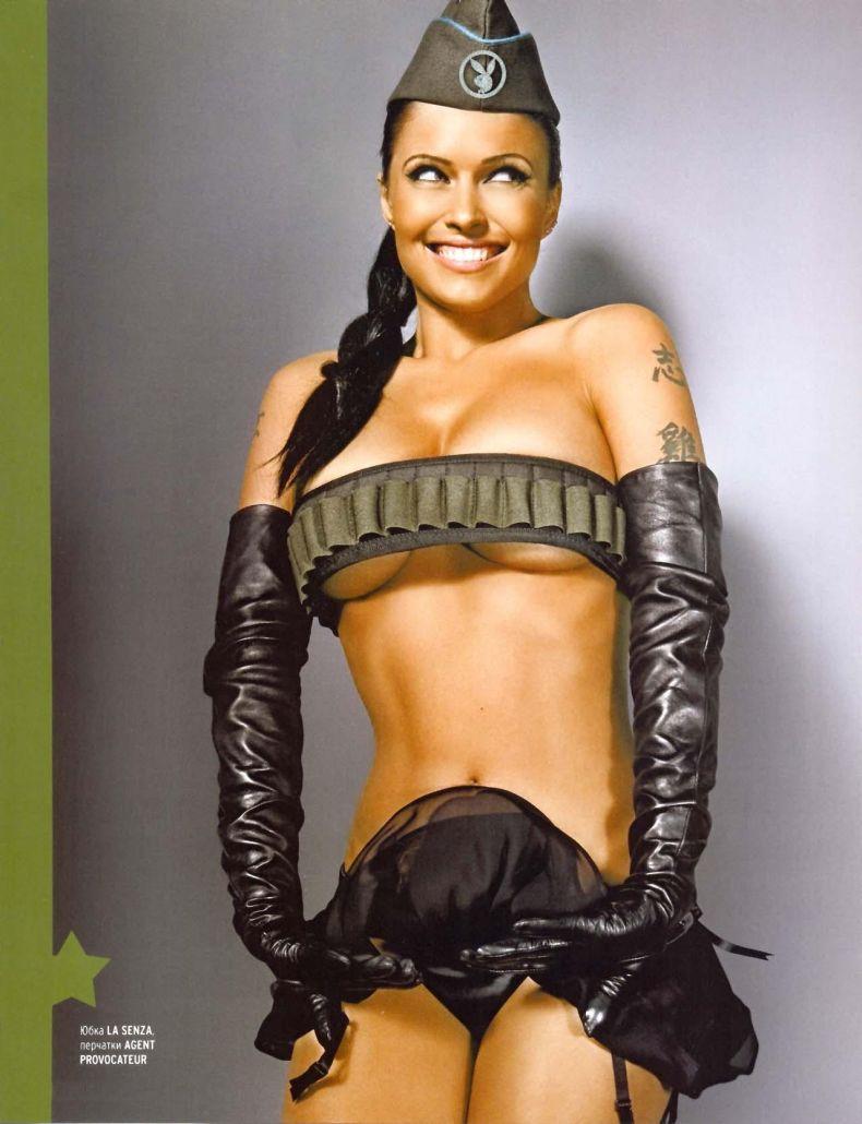 Татьяная Герасимова в Playboy (8 сканов)