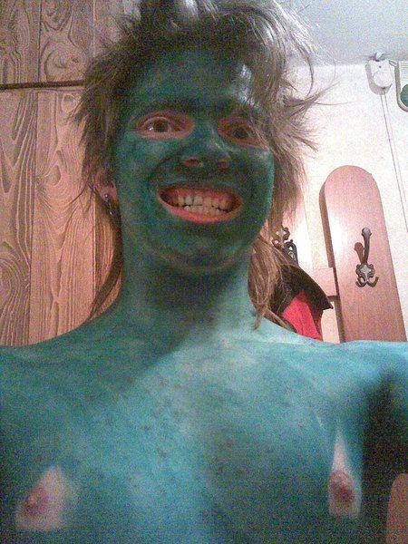 Зеленые человечки (16 фото)