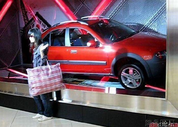 Покупка машины (6 фото)