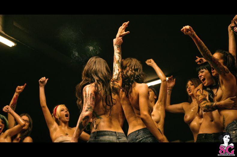 Бойцовский клуб (67 фото) НЮ