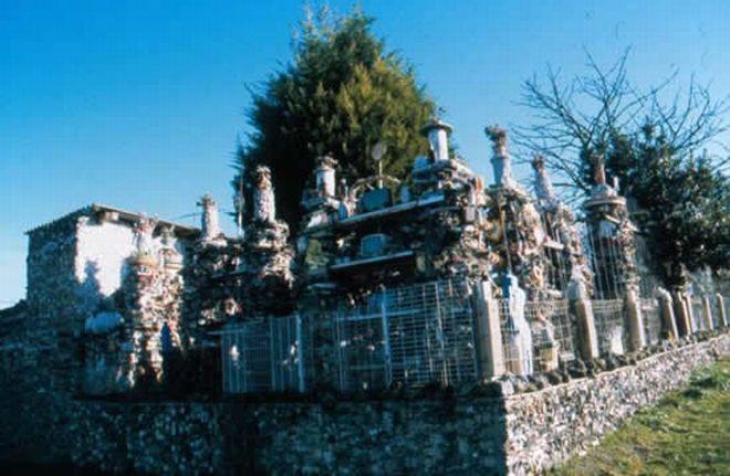 Очень странный дом (9 фото)