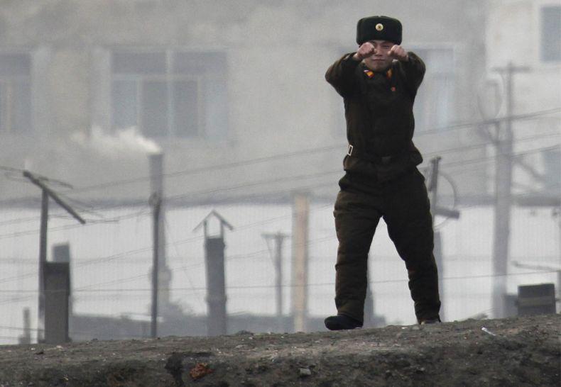 Подглядывая за Северной Кореей (37 фото)