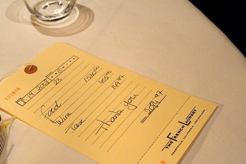 Ресторан для миллионеров (25 фото)