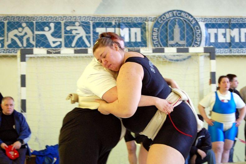 Русское сумо - жестокое и беспощадное )) (28 фото)