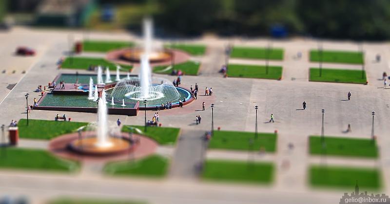 Игрушечный Новосибирск (42 фото)
