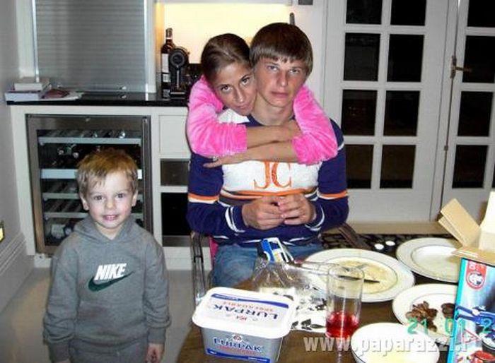 Как живет Андрей Аршавин и его семья в Лондоне (15 фото)