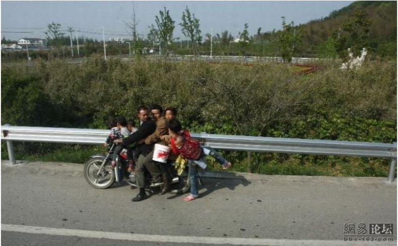 Лучшее транспортное средство для семьи из восьми человек (5 фото)
