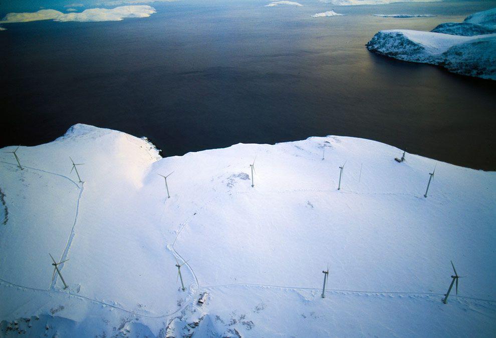 Мир сверху. Фотографии Джейсона Хоукеса (25 фото)