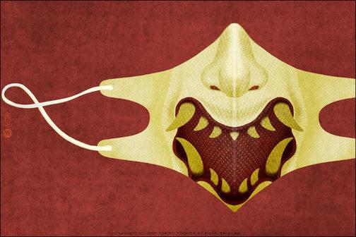 Мода сезона - марлевые повязки на лицо (61 фото)