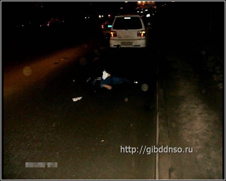 Печальная история ДТП в Новосибирске (20 фото + текст)
