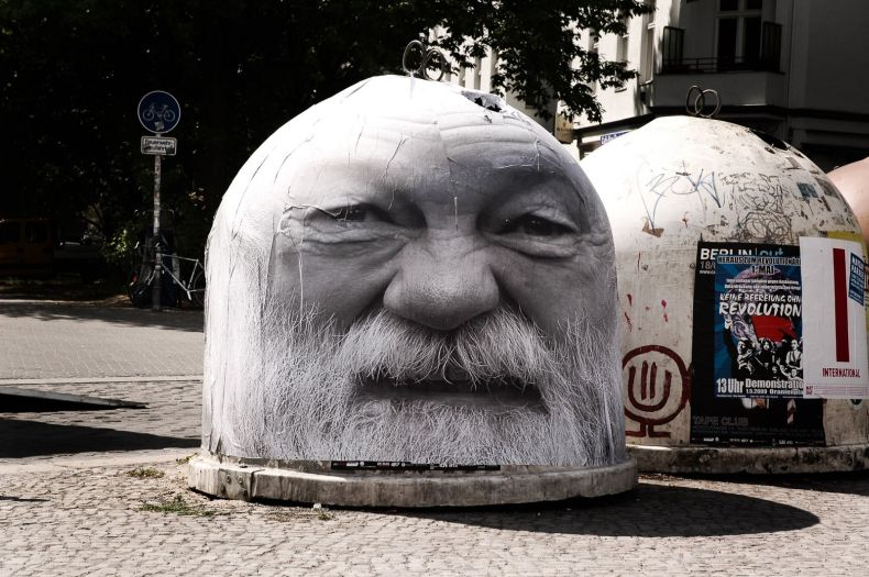 Неплохой стрит-арт (20 фото)